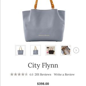 Dooney and Bourke City Flynn Tote